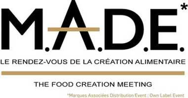 Мы будем присутствовать на MADE в Париже 17 и 18 марта 2020 года!