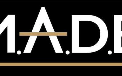 Nous serons présents au M.A.D.E à Paris le 8 & 9 Septembre 2020!